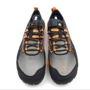 Merrell Shoes - Merrell Trail Glove 2  Black Tanga Running Shoes